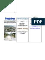 triptico inundaciones