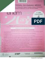 Caderno Rosa Enem 2018