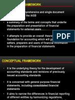 Finac3 Conceptual Framework
