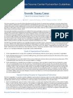Postvention Guidelines