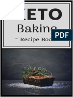 Keto Baking Recipe Book_ Health - Chris McMorris.pdf