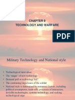 9. Technology and Warfare1