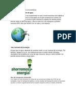Acciones Que Beneficien Al Ecosistema