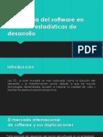 La Industria Del Software en México – Estadísticas
