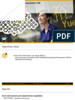 S4HANA Operational Purchasing 20170901