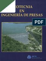 Geotécnia en Ingenieria de Presas