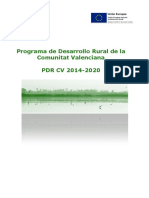 Programa de Desarrollo Rural de la Comunitat Valenciana