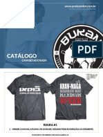 Catálogo Camisetas e Rash