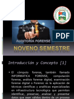 4.3 Informatica Forense 2018