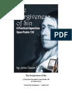 Forgiveness Owen