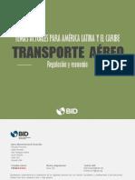 Transporte Aereo Temas Actuales Para America Latina y El Caribe Regulacion y Economia