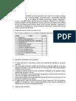 Gerencia de proyectos Cafam - Actividad Modulo 1