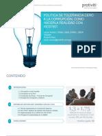 Política de Tolerancia Cero a La Corrupción%2c Como Hacerla Una Realidad Con ISO 37001 - OSCAR NUÑEZ.compressed