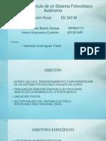 Diseño y Calculo de un Sistema Fotovoltaico Autónomo.pptx