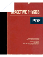 E. Taylor, J. Wheeler [Non-OCR]-Spacetime Physics-W H Freeman (1972)