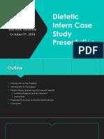 intern case study