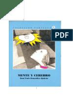 Mente y cerebro - Jose Luis Gonzales Quiroz.pdf