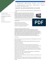 Sistema de Almacenajede Aceite de SKF