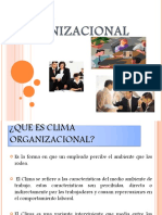 [PD] Presentaciones - Clima organizacional.pps