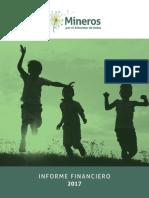 Informe-Financiero-2017- Estado Financiero