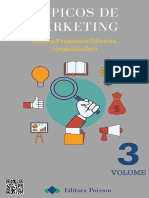 Topicos de Marketing - Volume 1 - Editora Poisson