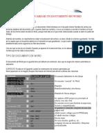 Guardar Un Documento en Worddd