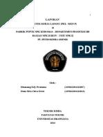 254415851 Laporan PKL Petrokimia NPK II