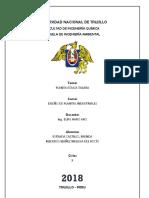 Informe Planta Eolica Talara