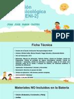 Evaluación Neuropsicológica Infantil (ENI-2)