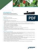 PCJ- Gotejadores Com Vazão Controlada