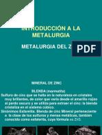 Metalurgia Del Zinc