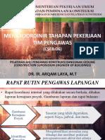 CSEB-06 Mengkoordinir Tahapan Pekerjaan Tim Pengawas.pptx