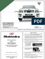 MAHINDRA SCORPIO CATALOGO DE PARTES.pdf