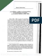 Arqueologia y Politica en Centroamerica