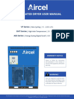 Refrigerated VF DHT AES Series Manual 2017