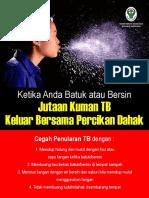 Poster TB 45cm x 62cm
