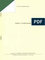 Caballero Zubiri y Goldschmidt