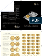One Pound Counterfeit Coin Guide