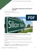 Cómo La Visión Utópica de Silicon Valley Puede Estar Llevando Al Mundo Al Capitalismo Brutal - BBC Mundo