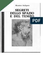 Massimo Scaligero - I segreti dello spazio e del tempo.pdf