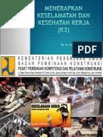 CSEB-01 Keselamatan Dan Kesehatan Kerja (K3)