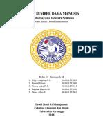 Tugas Minggu 11 - Aspek SDM - Kelompok 12 RALS