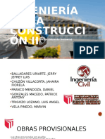 Ingenieria de La Construcción II