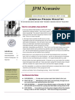 JPM October 2010 Newsletter
