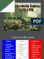 1. Revolución Francesa