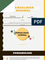 Phantom Persalinan Normal