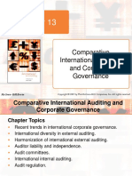 Week Ten - Comparative International Auditing and Corporate Governance.ppt