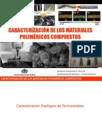 Tema 4. Caracterización de Polímeros Compuestos