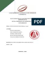 1 Conciliacion Bancaria - Facultad de Ciencias Contables Financieras y Administrativa1