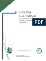 Circuitos Electronicos I, Daniel Cano